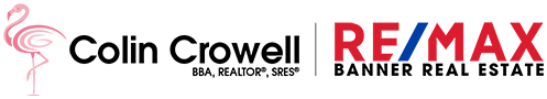 Colin Crowell, Annapolis Valley REALTOR® Logo